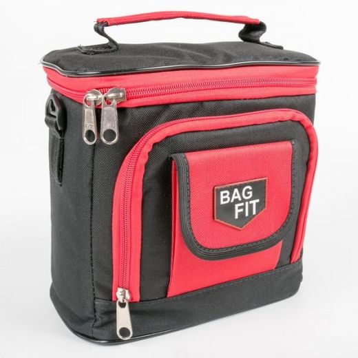 Bag Fit Mini - Vermelha - Bag Fit