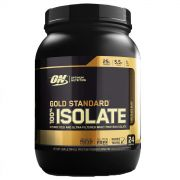 100% ISOLATE GOLD STANDARD - 1,5 LBS - OPTIMUM NUTRITION