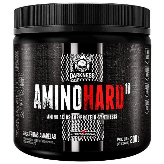 AMINO HARD - 200g - INTEGRALMÉDICA