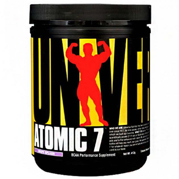 ATOMIC 7 - 384g - UNIVERSAL NUTRITION