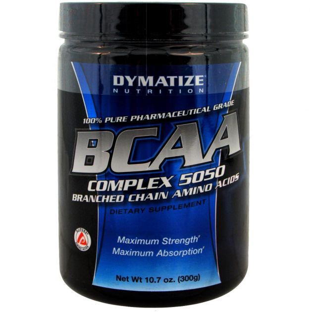 BCAA COMPLEX 5050 - 300g - DYMATIZE