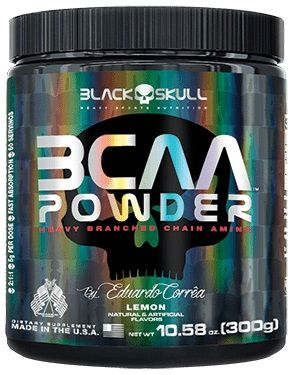 BCAA POWDER - 300g - BLACK SKULL