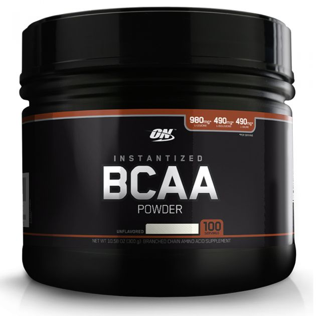 BCAA POWDER - BLACK LINE - 300g - OPTIMUM NUTRITION