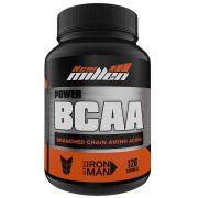 BCAA POWER - 120 CAPS - NEW MILLEN
