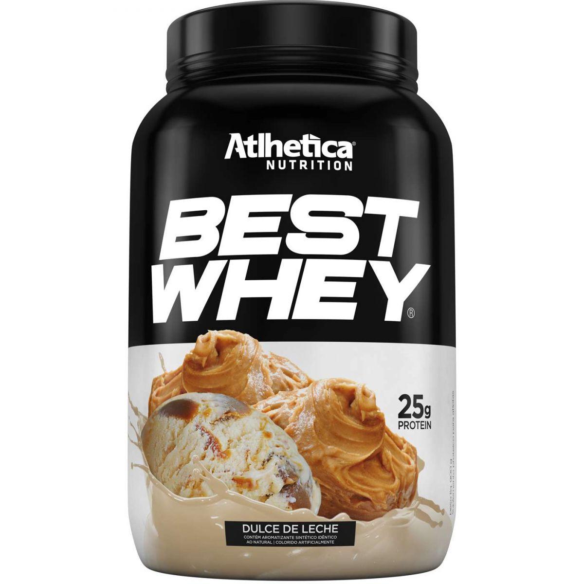 b7c430dd2 BEST WHEY - 900g - ATLHETICA NUTRITION na Nutri Fast Shop