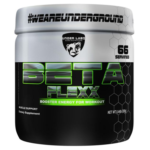 BETA FLEXX - 200g - UNDER LABZ