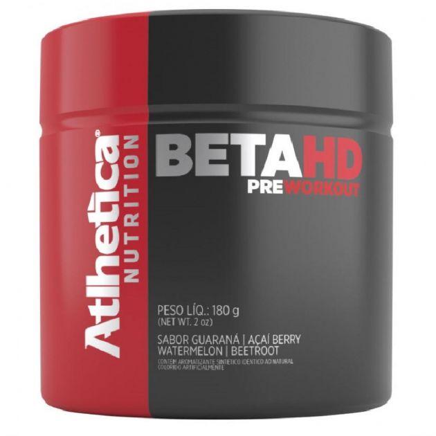 BETA HD - 180G - ATLHETICA NUTRITION