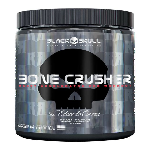 BONE CRUSHER - 150g - BLACK SKULL