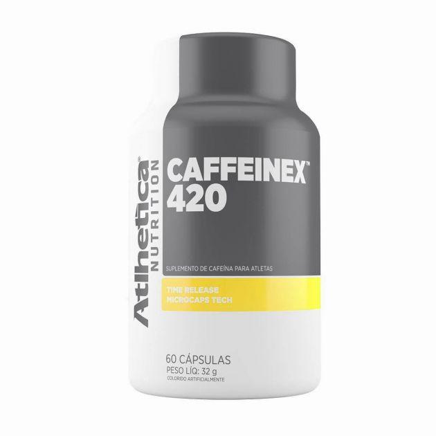 CAFFEINEX 420mg - 60 CAPS - ATLHETICA NUTRITION
