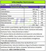 CAFFEINEX 420mg - 90 CAPS - ATLHETICA NUTRITION
