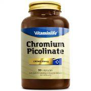 CHROMIUM PICOLINATE - 90 CAPS - VITAMINLIFE