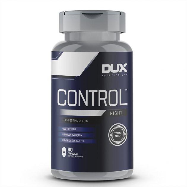 CONTROL NIGHT - 60 CAPS - DUX NUTRITION