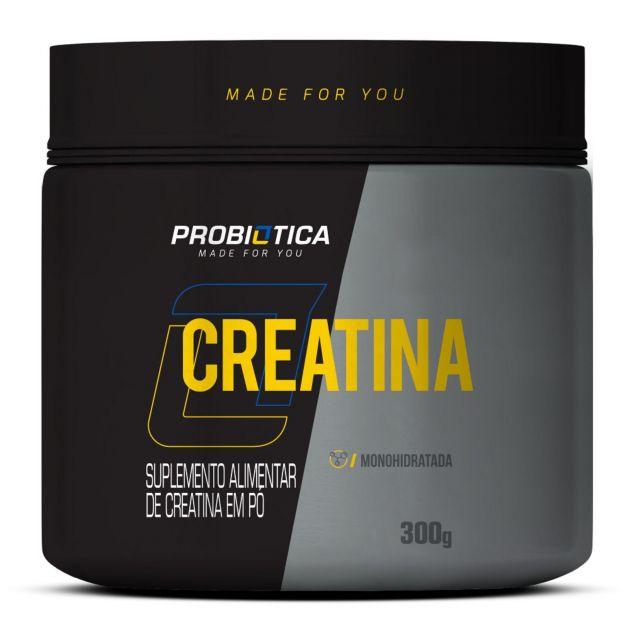 CREATINA PURA - 300G - PROBIÓTICA