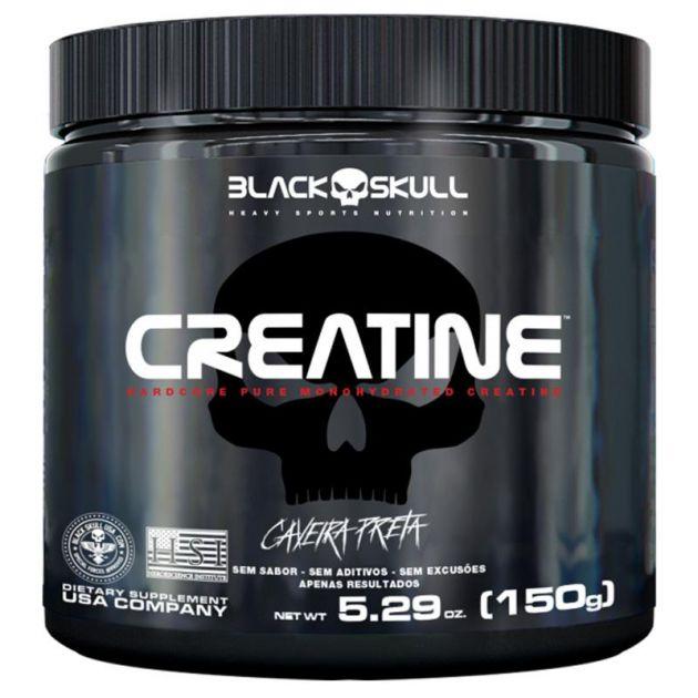 CREATINE - 150g - BLACK SKULL
