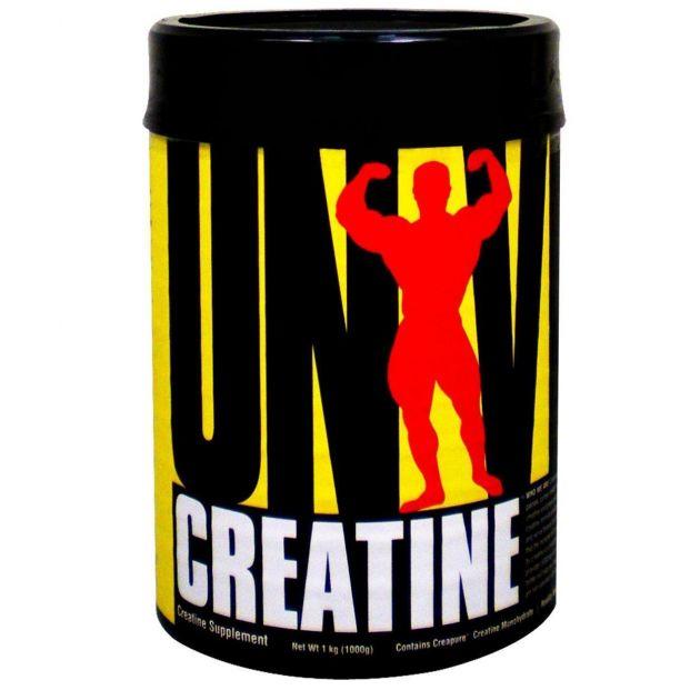 CREATINE POWDER - 120g - UNIVERSAL NUTRITION