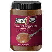 CREME DE AMENDOIM COM CAFÉ - 1kg - POWER ONE