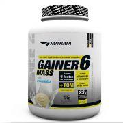 GAINER 6 MASS - 3000g - NUTRATA