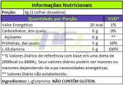 GLUTAMINA 100% IMUNO - 300g - NUTRATA