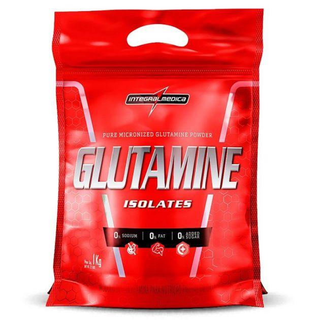 GLUTAMINE - 1kg - INTEGRALMÉDICA