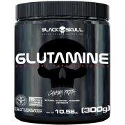 GLUTAMINE - 300g - BLACK SKULL
