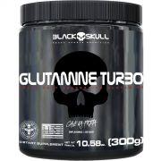 GLUTAMINE TURBO - 300g - BLACK SKULL