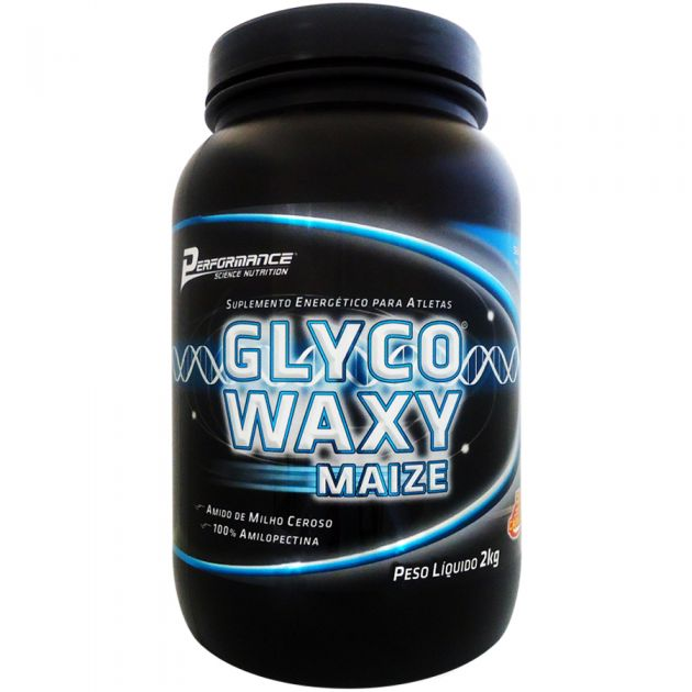 GLYCO WAXY MAIZE - 2000g - PERFORMANCE NUTRITION