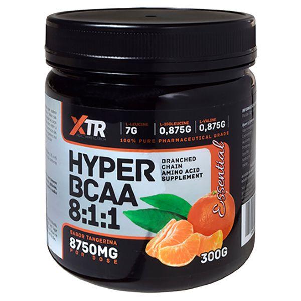 HYPER BCAA 8:1:1 - 300g - XTR NUTRITION