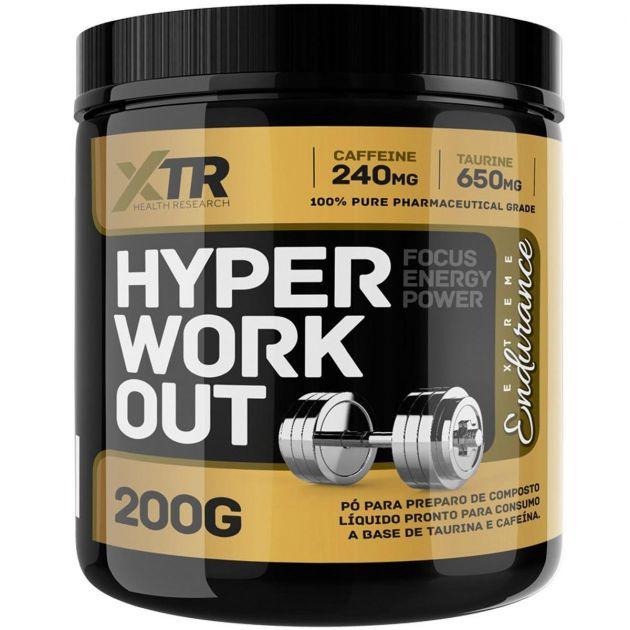 HYPER WORKOUT - 200g - XTR NUTRITION