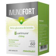 IMUNOFORT WELLMUNE - 60 CAPS - MAXINUTRE