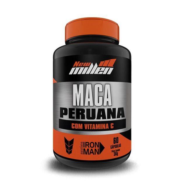 MACA PERUANA - 60 CAPS - NEW MILLEN