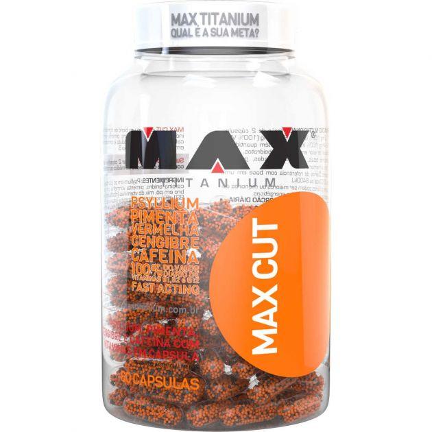 MAX CUT - 60 CAPS - MAX TITANIUM
