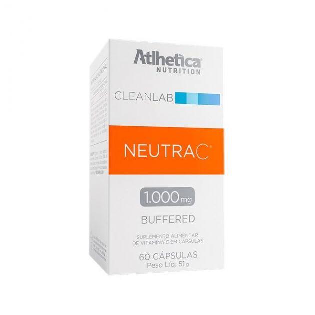 NEUTRA C - 60 CAPS - ATLHETICA NUTRITION