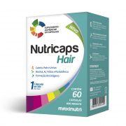 NUTRICAPS HAIR - 60 CAPS - MAXINUTRI