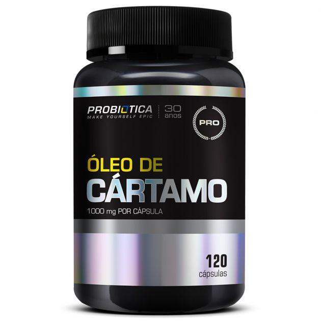 ÓLEO DE CÁRTAMO - 120 CAPS - PROBIÓTICA