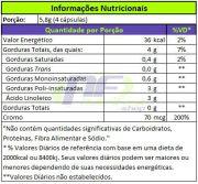 ÓLEO DE CÁRTAMO + CROMO - 120 CAPS - IRIDIUM LABS