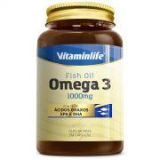 OMEGA 3 -1000mg - 120 CAPS - VITAMINLIFE