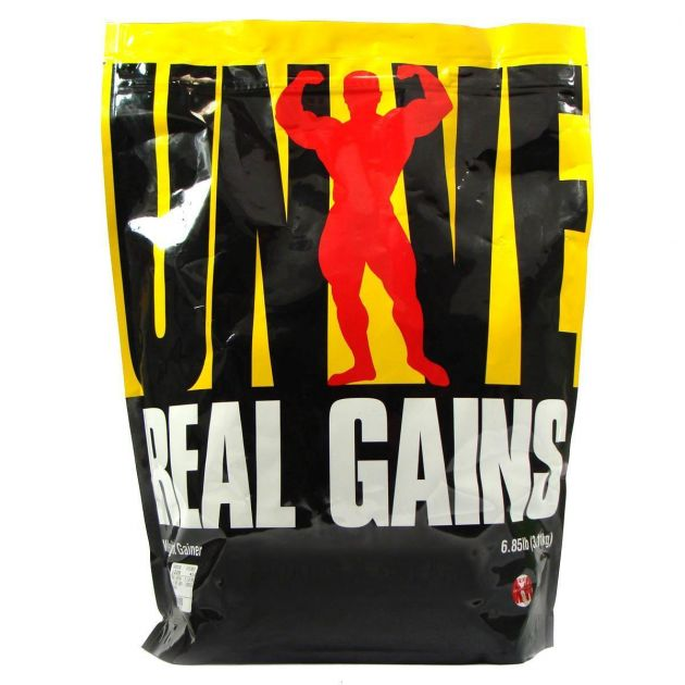 REAL GAINS - 3110g - UNIVERSAL NUTRITION