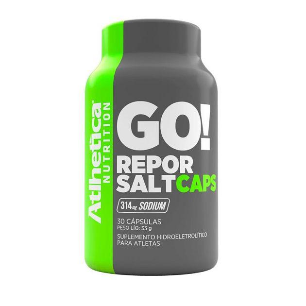 REPOR SALT CAPS - 30 CAPS - ATLHETICA NUTRITION