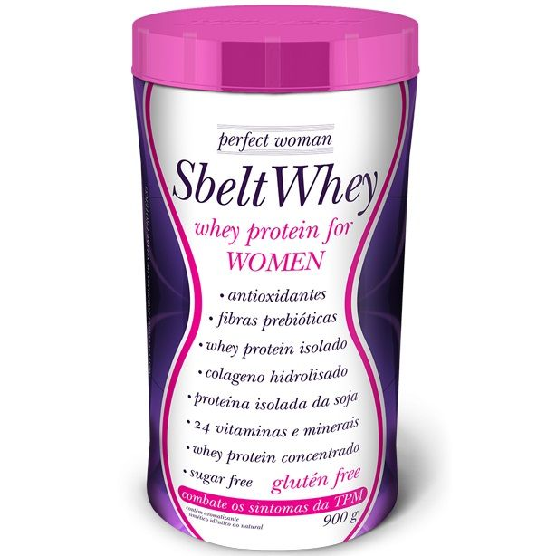 SBELT WHEY WOMAN - 900g - NEW MILLEN