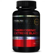THERMOGENIC EXTREME BLACK - 120 CAPS - PROBIÓTICA