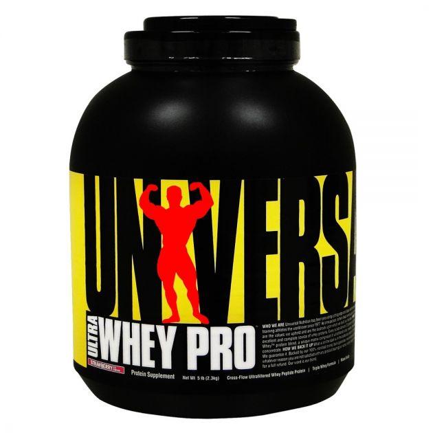 ULTRA WHEY PRO - 2270g - UNIVERSAL NUTRITION